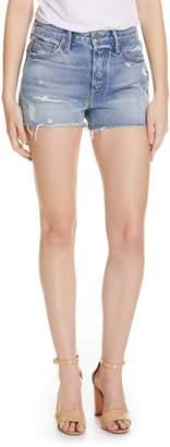 GRLFRND Helena Denim Shorts