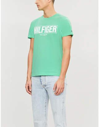 4733a06d Tommy Hilfiger Green Fashion for Men - ShopStyle UK