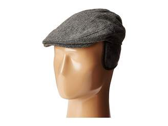 Country Gentleman Ainsley Flat Ivy Cap with Earflaps