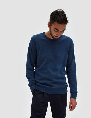 Obey Lofty Creature Comforts Crew II in Blue