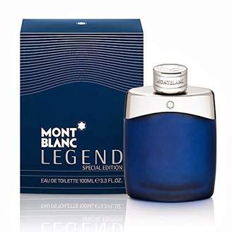 Montblanc Mônt Blànc Légénd Spécïâl édïtôn 100ml Edt Spray men with 1 Nail Polish free Gift