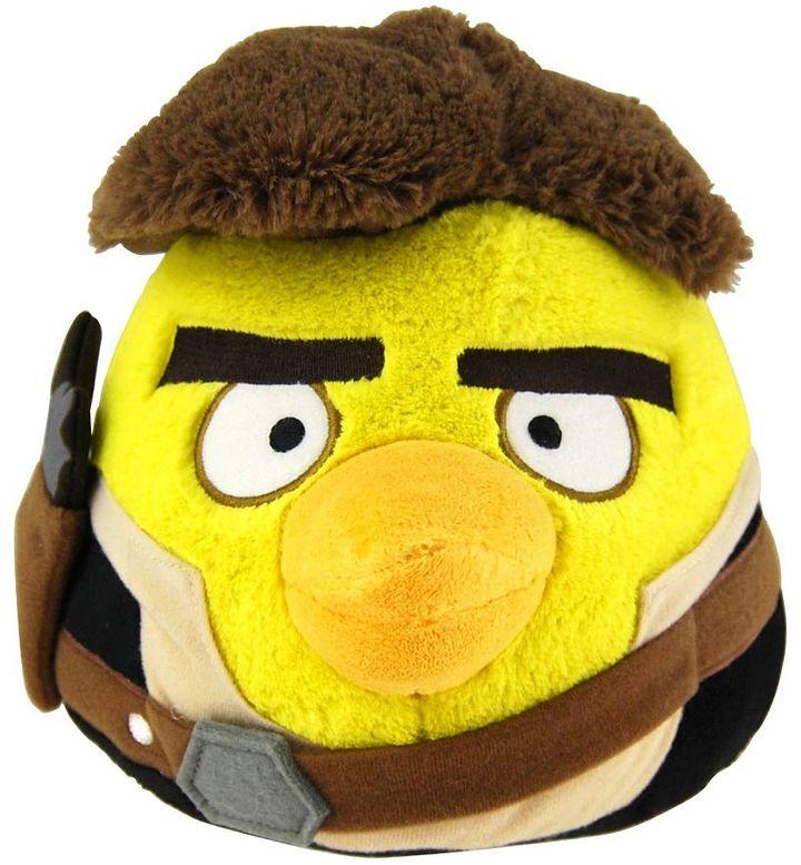 Star Wars Angry Birds 16-in. Han Solo Bird Plush