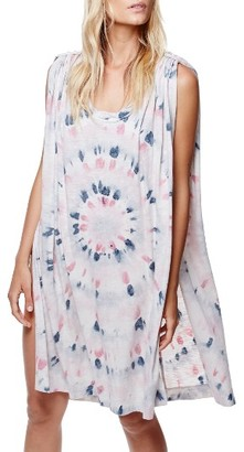 Women's Free People Kaleidoscope Tunic $128 thestylecure.com