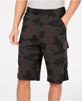 Sean John Men Camo Cargo Shorts