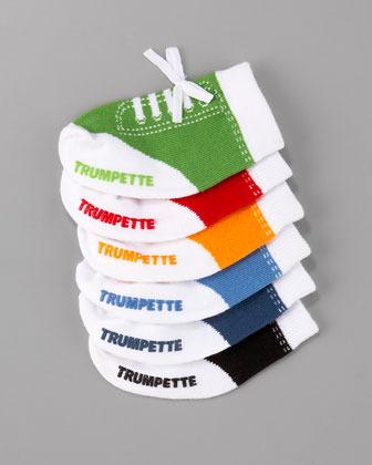 Trumpette Johnny's Socks