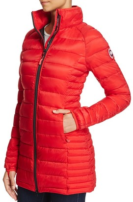 Canada Goose Brookvale Packable Hooded Down Coat $550 thestylecure.com