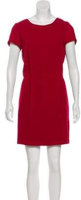 Rag & Bone Crepe Mini Dress