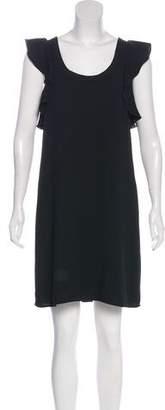 Elizabeth and James Sleeveless Shift Mini Dress