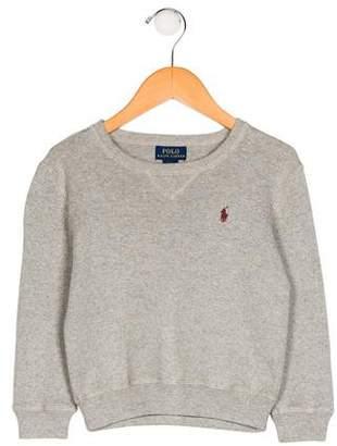 Polo Ralph Lauren Boys' Knit Crew Neck Sweater w/ Tags