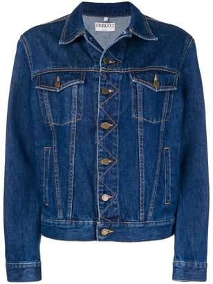 Fiorucci branded denim jacket