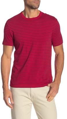 Calvin Klein Jeans Striped Crew Neck T-Shirt