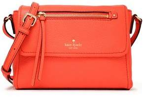 Kate Spade Textured-Leather Shoulder Bag