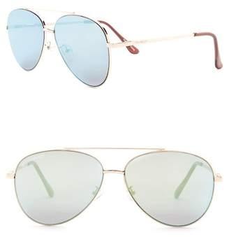 William Rast Men's Aviator Sunglasses