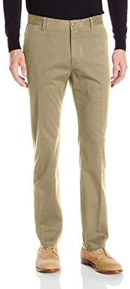 Reyn Spooner Men's Cotton Tailored Fit Flat Front Chino Pant