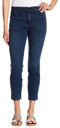 Level 99 Utility Skinny High Rise Jeans