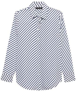 Banana Republic Dillon Classic-Fit Stripe Shirt