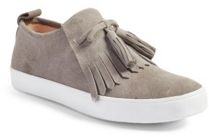 Women's Kate Spade New York Lenna Tassel Sneaker $228 thestylecure.com