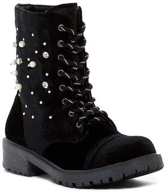 Madden-Girl Rex Embellished Boot