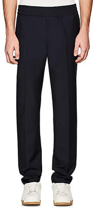 b3a59a2e6154 Acne Studios Men s Ryder Wool-Mohair Relaxed Trousers - Navy