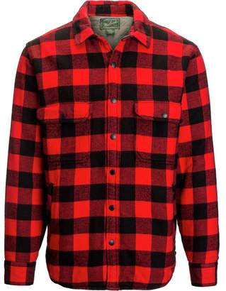 653dc63566a Woolrich Oxbow Bend Lined Shirt Jacket - Men s