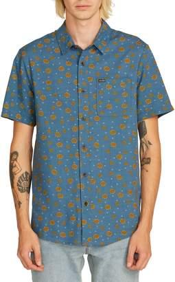 Volcom Psych Dot Woven Shirt