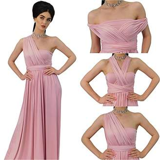 acd45757e1d 4Now Fashions Long Infinity Dress Bridesmaid Dress Convertible Multiway