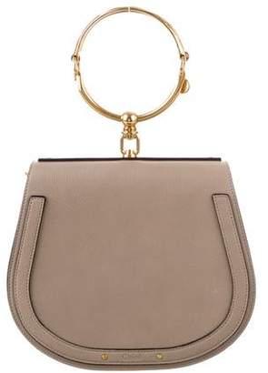 Chloé Medium Nile Leather Bracelet Crossbody Bag