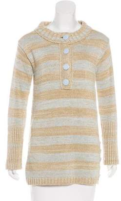 Marc Jacobs Silk & Cashmere-Blend Sweater w/ Tags