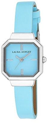Laura Ashley Women's LA31004BL Analog Display Japanese Quartz Blue Watch $37.99 thestylecure.com