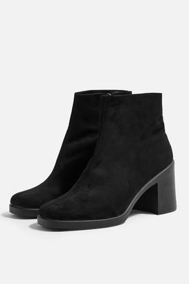 Topshop BASIL Square Boots