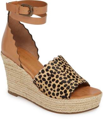 Matisse Roma Espadrille Wedge Sandal