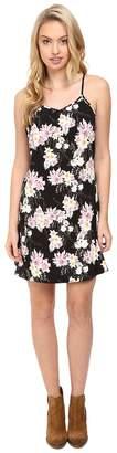 Kensie Botanical Florals Dress KS8U7011 Women's Dress