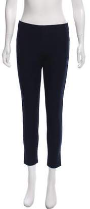 Joseph Mid-Rise Denim Leggings