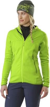 Arc'teryx Fortrez Hooded Fleece Jacket - Women's