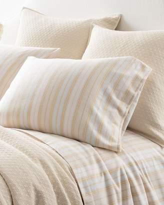Pine Cone Hill Shelburne Stripe Flannel Queen Sheet Set