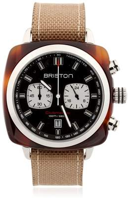 Briston Icons Clubmaster Sport Chrono Watch