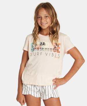 Billabong Big Girls Sunrise-Print T-Shirt