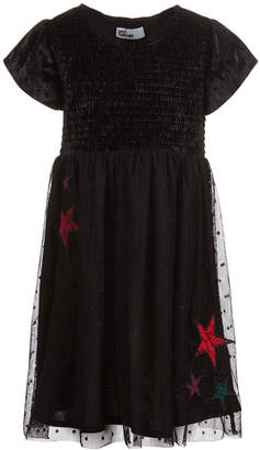 Epic Threads Toddler Girls Velvet Star Dress