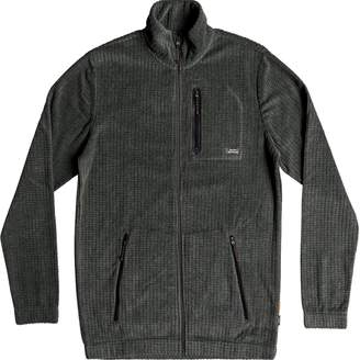 Quiksilver Waterman Hidden Catch Fleece Jacket - Men's