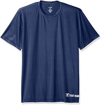 Stacy Adams Men's Regular Crew Neck Tee