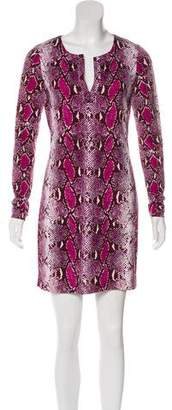 Diane von Furstenberg Reina Silk Dress