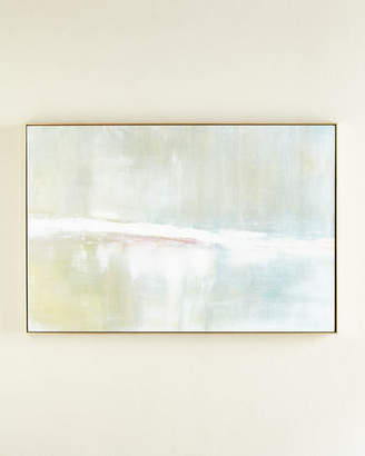 "Benson-Cobb Studios Refuge"" Horizontal Original Painting"