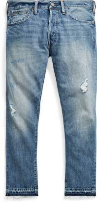 Ralph Lauren Sullivan Slim Cropped Jean