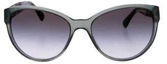 Chanel Bijou Filigree Sunglasses