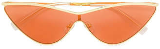 Le Specs cat eye sunglasses