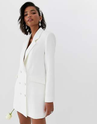 Asos Edition EDITION blazer wedding dress