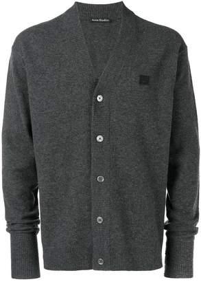 Acne Studios Neve Face cardigan sweater