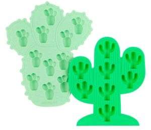 Sunnylife Set of Two Cactus Ice Trays