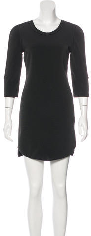 3.1 Phillip Lim3.1 Phillip Lim Three-Quarter Sleeve Mini Dress
