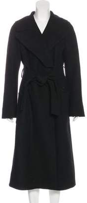 Marc Jacobs Wool Long Coat